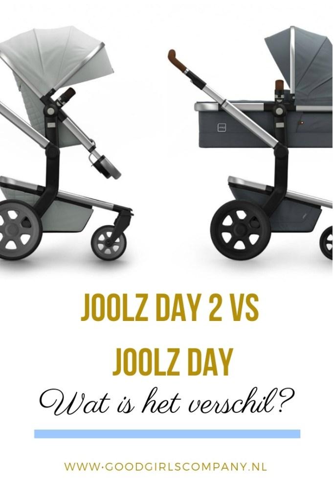 Verschil Joolz Day en Joolz Day 2