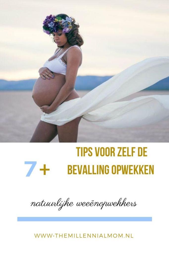 zelf bevalling opwekken