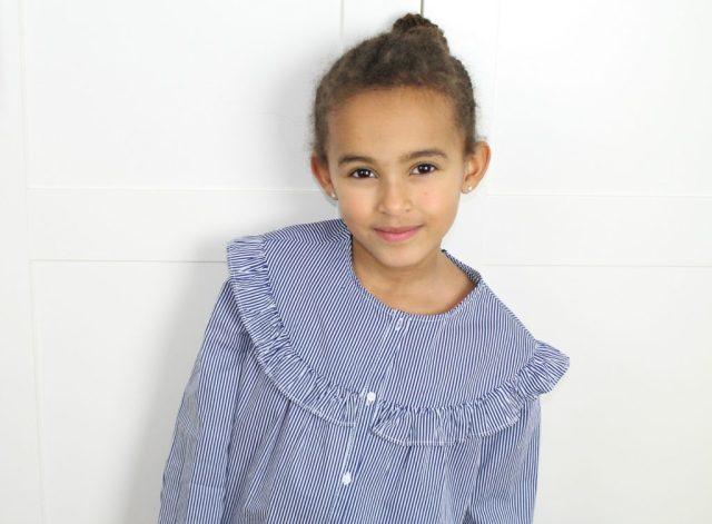 Zara-sale-blouse-maat-128-GoodGirlsCompany
