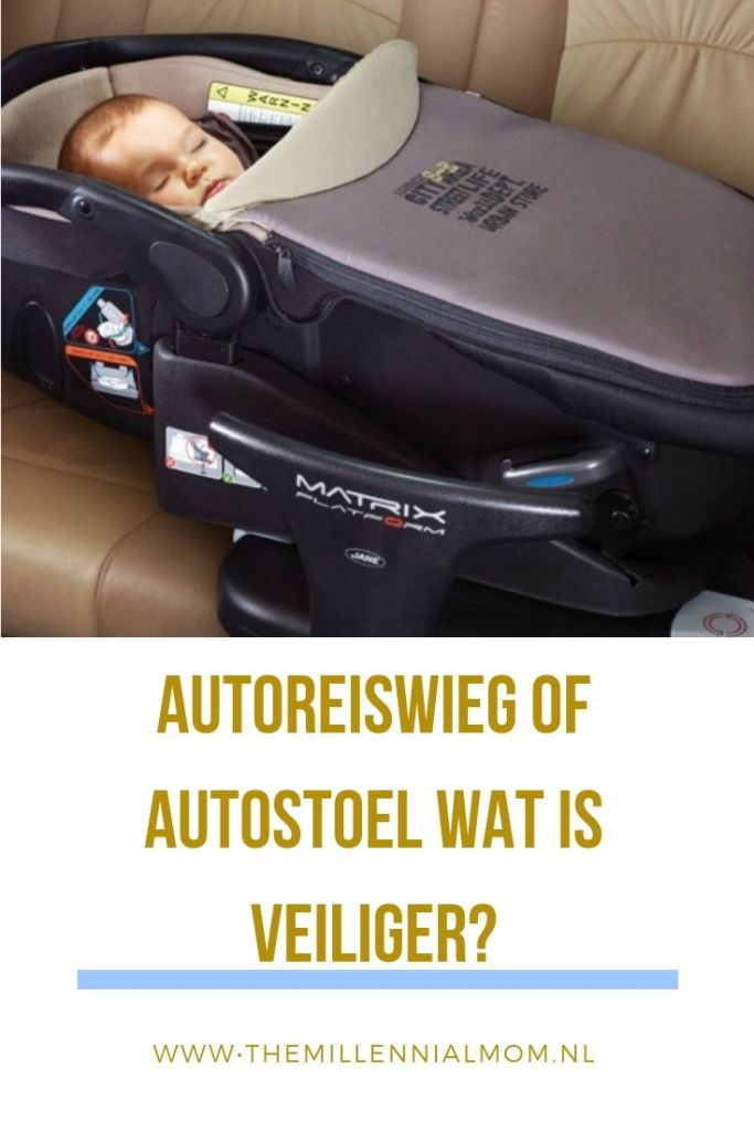 autoreiswieg of autostoel