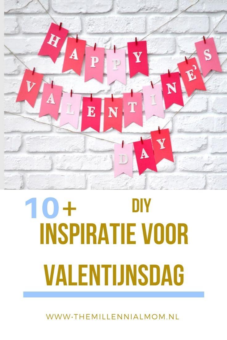 Valentijnsdag decoratie om verliefd op te worden