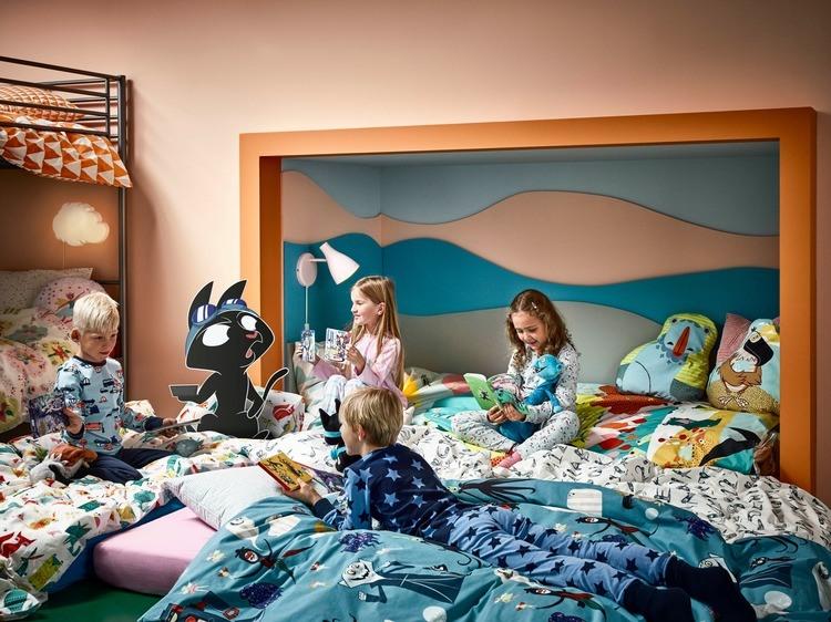 Nieuwe IKEA LATTJO collectie gemaakt samen met DreamWorks