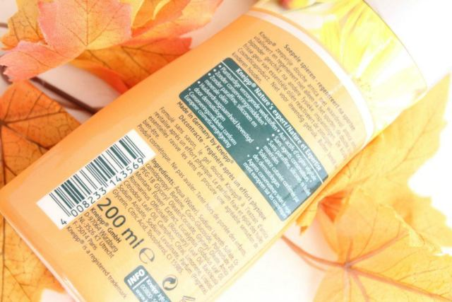Kneipp-Arnica-douche-gel-review-GoodGirlsCompany