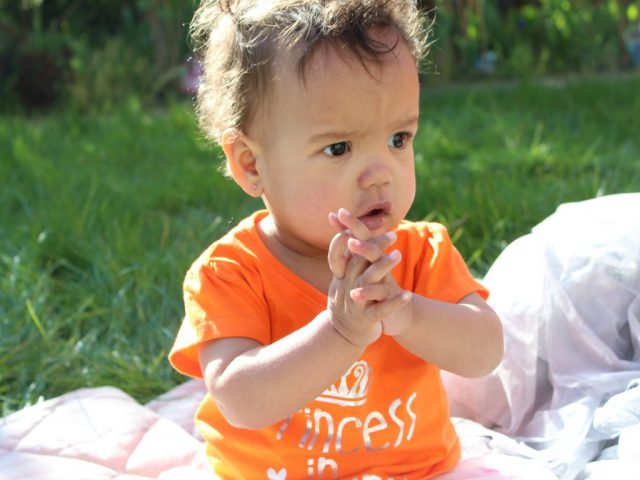 Koningsdag kleding baby -Princess in training-GoodGirlsCompany
