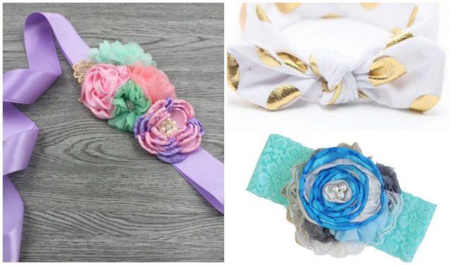 haarbandjes voor baby-waar koop je baby haarbandjes-GoodGirlsCompany