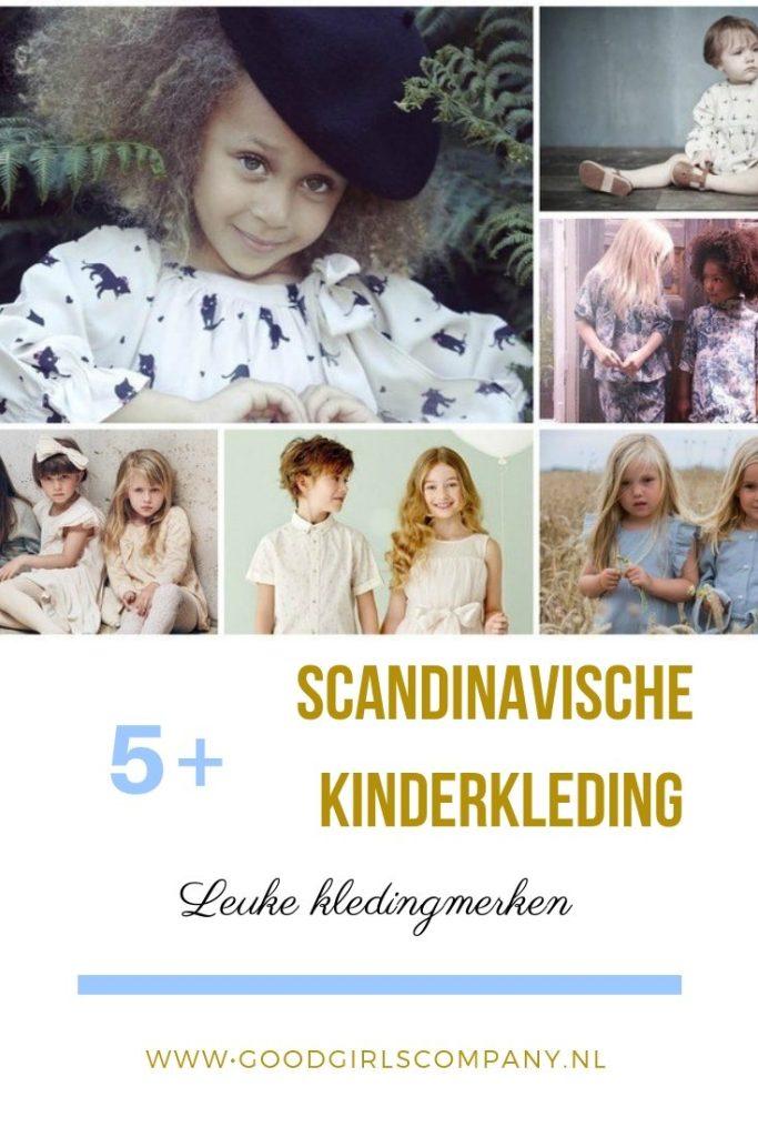 Scandinavische kinderkleding