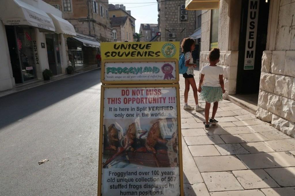 Froggyland-museum-Split-GoodGirlsCompany