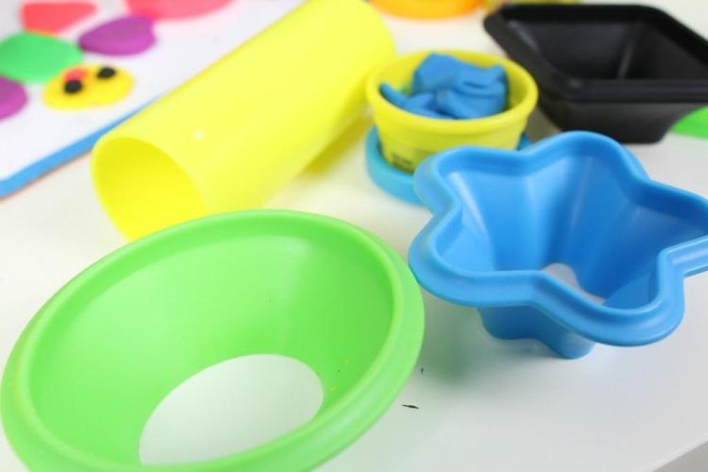 Play-Doh Spelen & Leren Kleuren & Vormen - GoodGirlsCompany