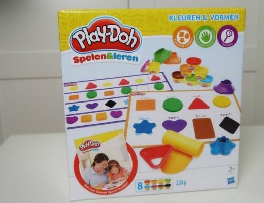 Play-Doh Spelen & Leren kleuren & vormen-GoodGirlsCompany