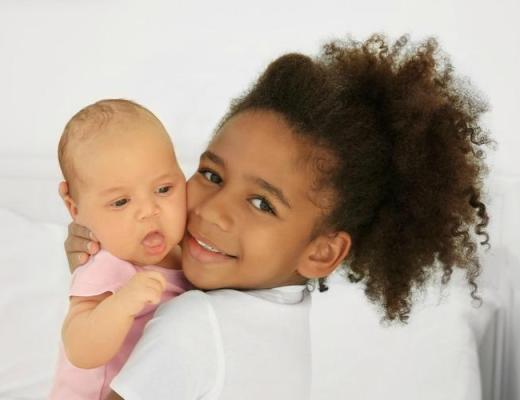 Waarom een groot leeftijdsverschil tussen kinderen geweldig is