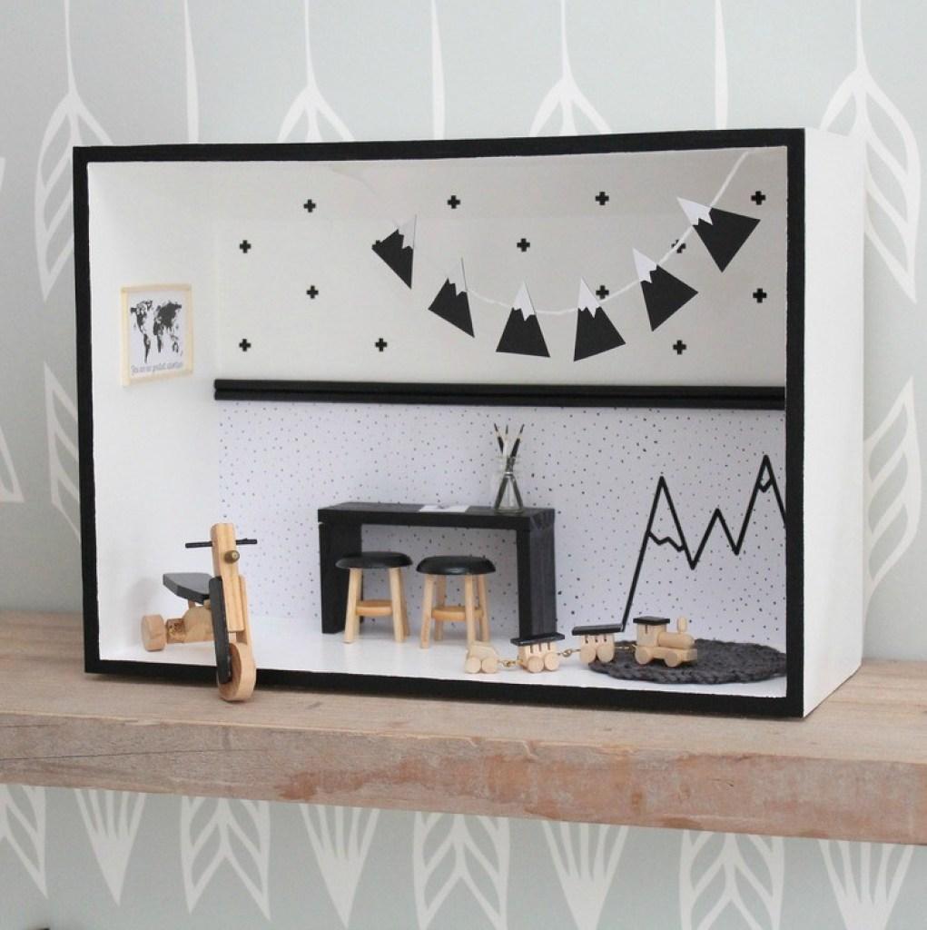Muurkastjes zijn het moderne poppenhuis-GoodGirlsCompany