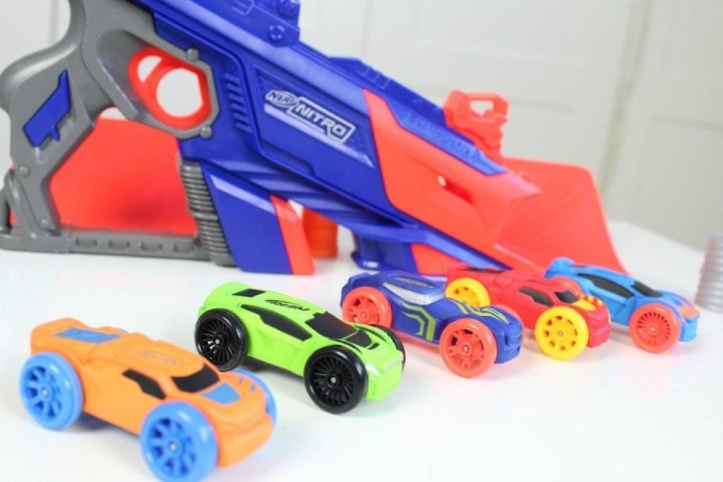 NERF Nitro Longshot smash blaster-GoodGirlsCompany