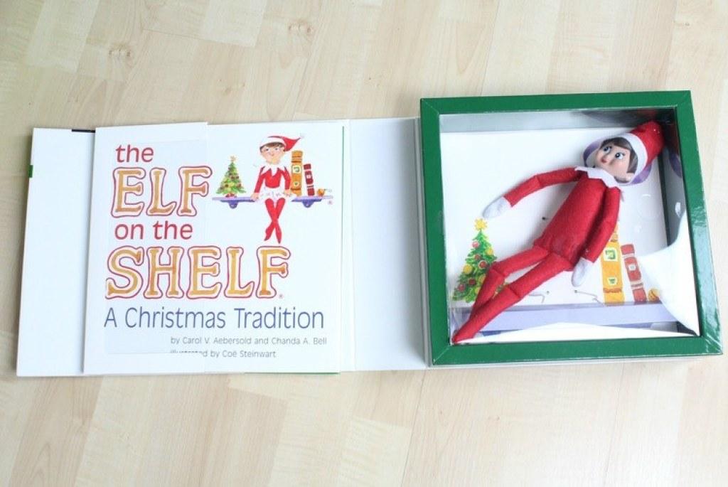 The Elf on the shelf de kersttraditie voor kinderen