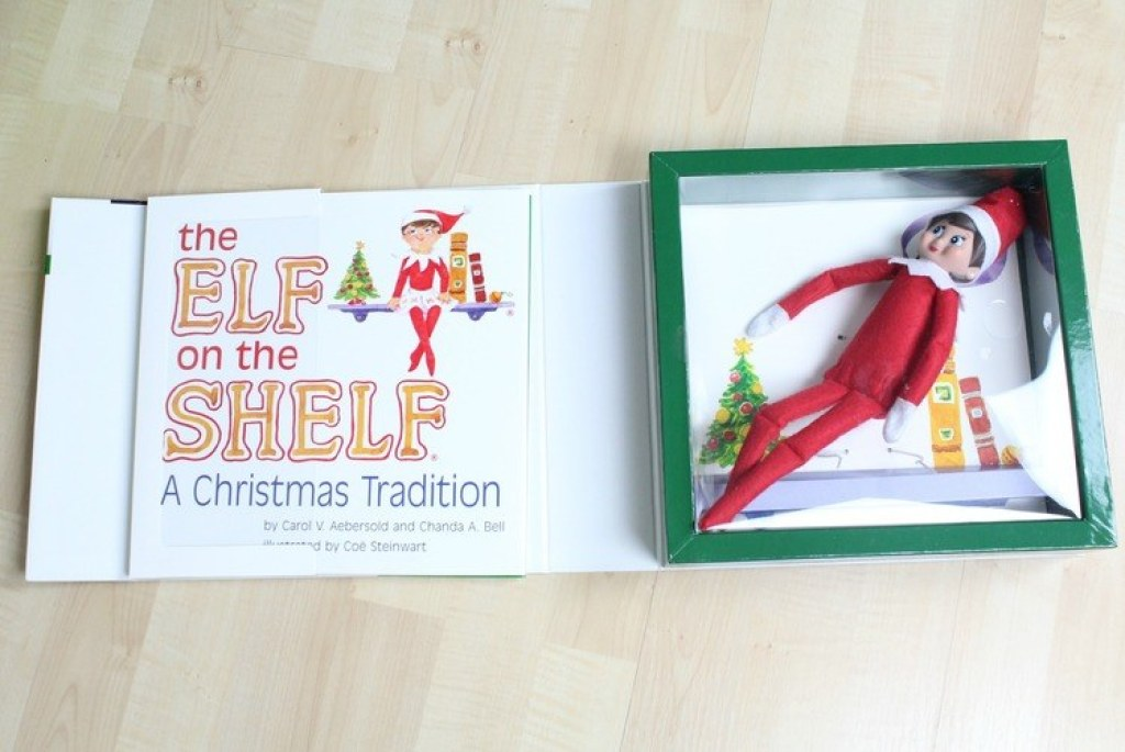 The Elf on the shelf de kersttraditie voor kinderen