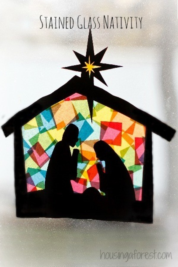 glas in lood kerststal-GoodGirlsCompany