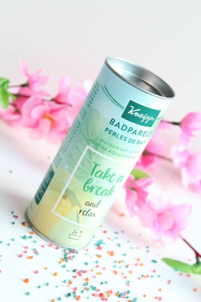 Kneipp badparels-Take a break-GoodGirlsCompany
