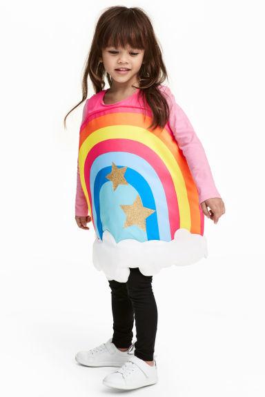 regenboog meisje-HM-GoodGirlsCompany