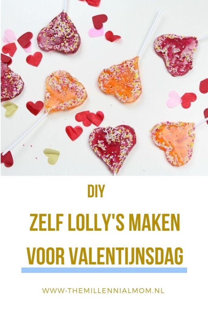 Valentijnslolly's