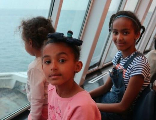 Van Duinkerken naar Dover met DFDS