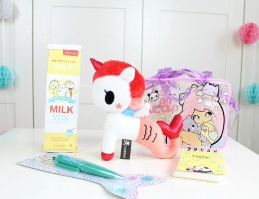 Win een Super kawaii pakket van CuteStuff