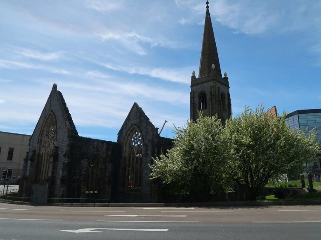 Charles Cross Church Plymouth