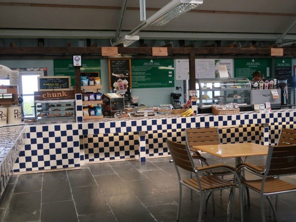 Clovelly visitors centre