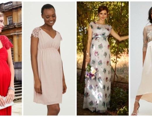 00f1b450410ff8 Zwangerschaps galajurk top 15 voor een bruiloft - GoodGirlsCompany