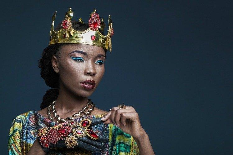 Donkere prinsessen in Europese koningshuizen