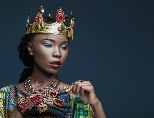Afrikaanse prinsessen