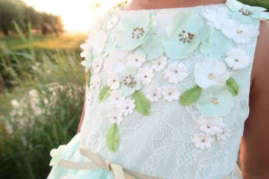 detail Monsoon Cherry Blossom Dress