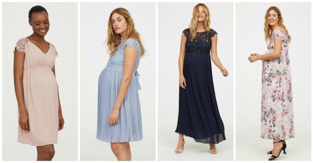 zwangerschapsjurkjes H&M