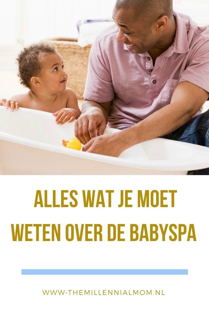 Alles wat je moet weten over de babyspa