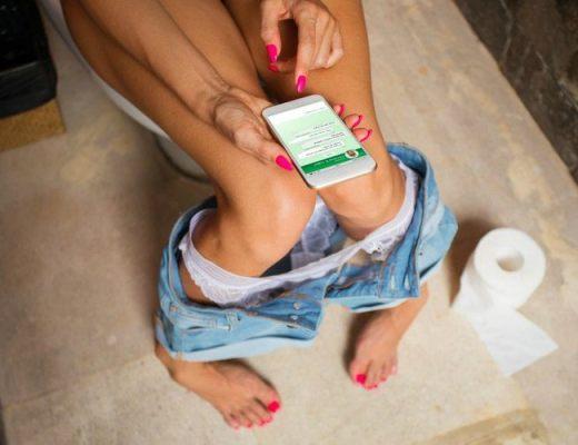 Whatsapp gedrag