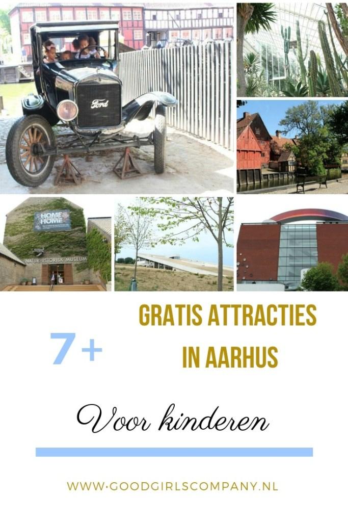 Gratis attracties Aarhus voor kinderen