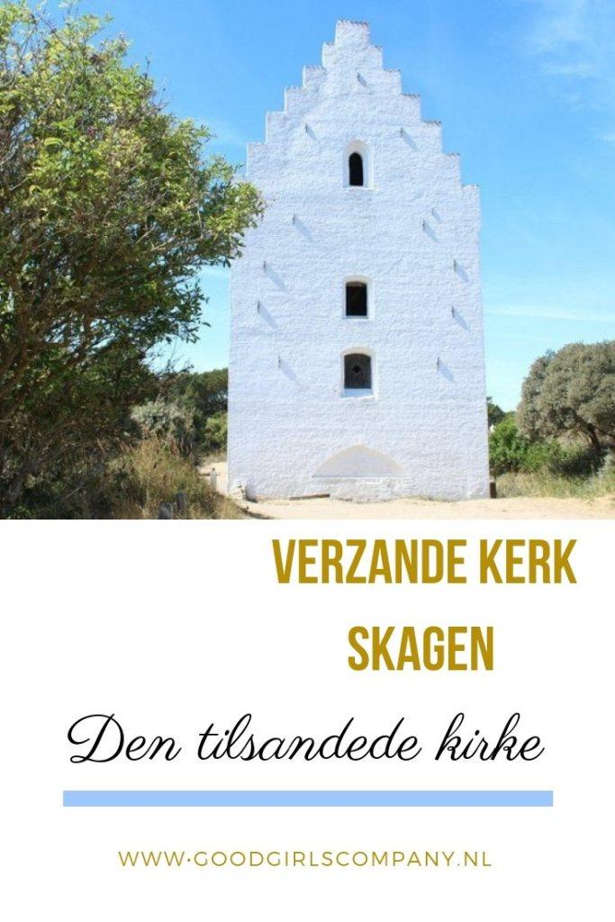Verzande kerk Skagen