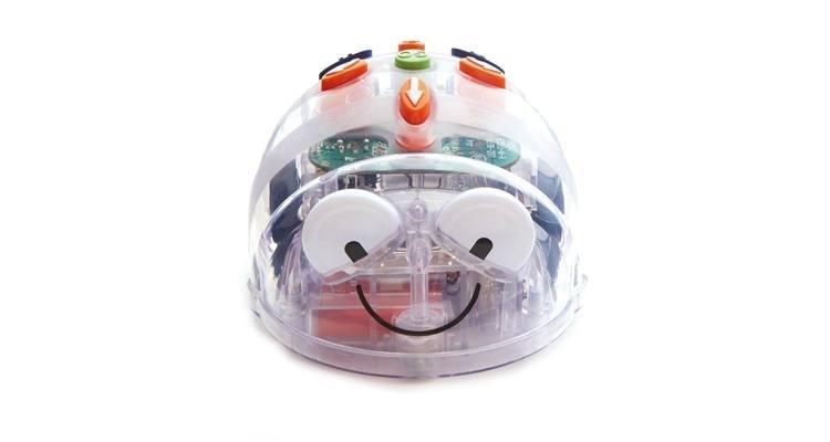 Blue Bot programmeerbare robot