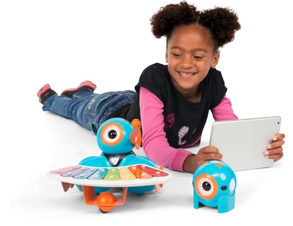 Interactief speelgoed om te leren programmeren
