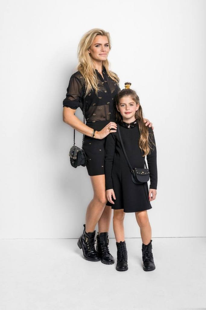 Shoeby x Nicolette Mini-me