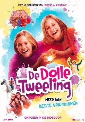 Winactie De Dolle Tweeling meer dan beste vriendinnen
