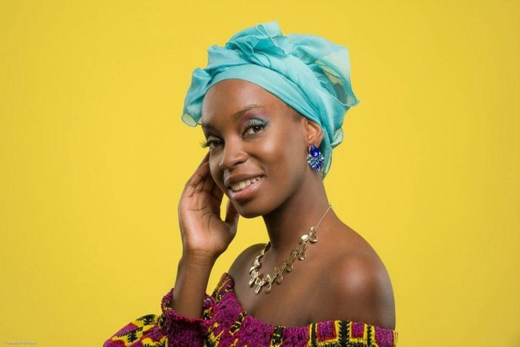 Afrikaanse fotoshoot