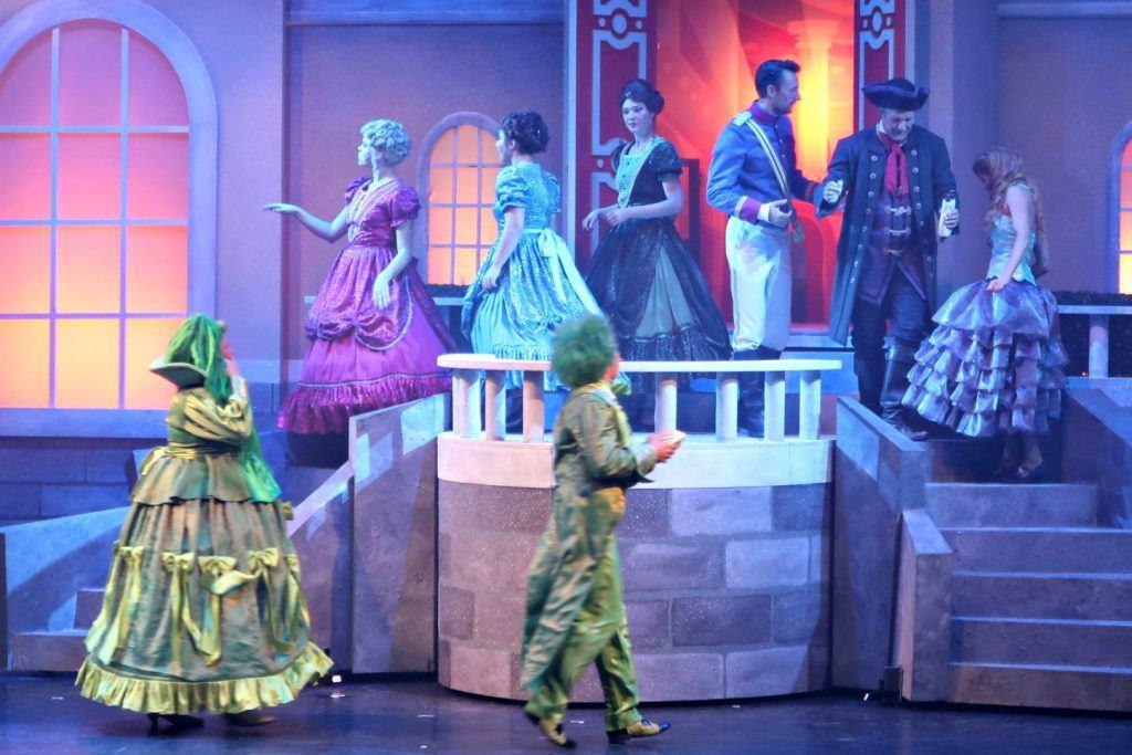 De Kleine Zeemeermin Van Hoorne Entertainment
