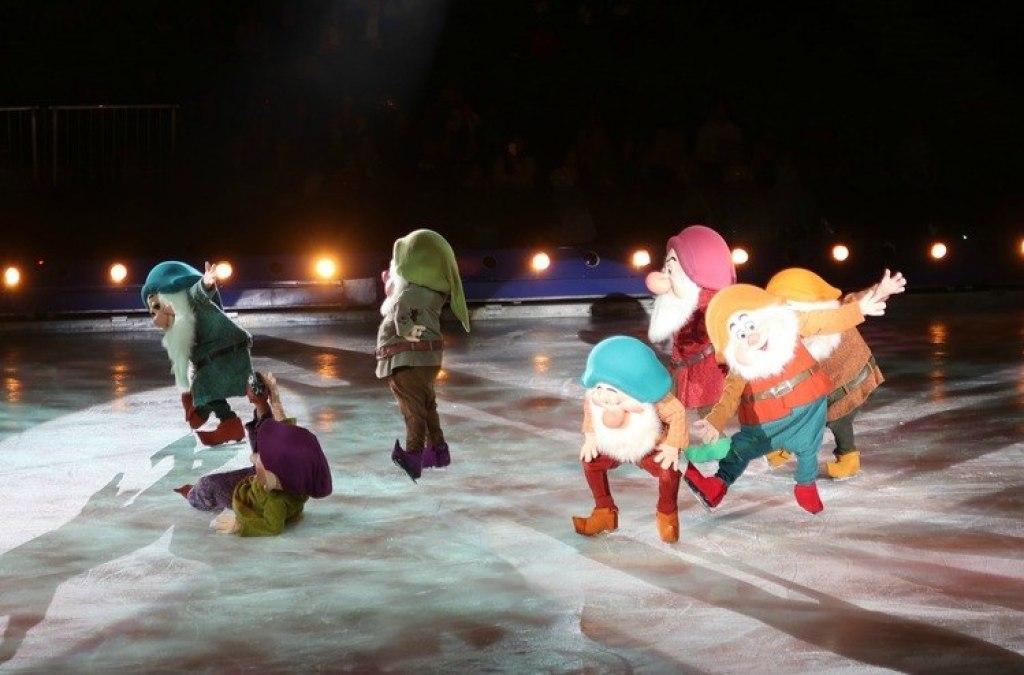 Sneeuwwitje Disney on ice