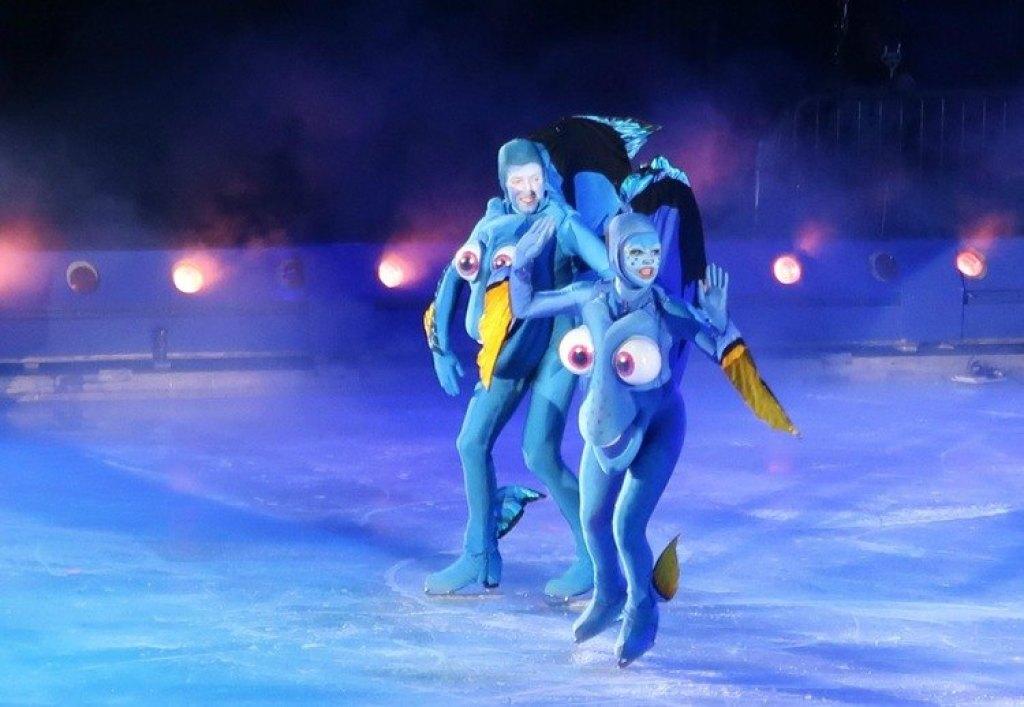 ervaringen Disney on Ice uitstapje kerstvakantie 2018