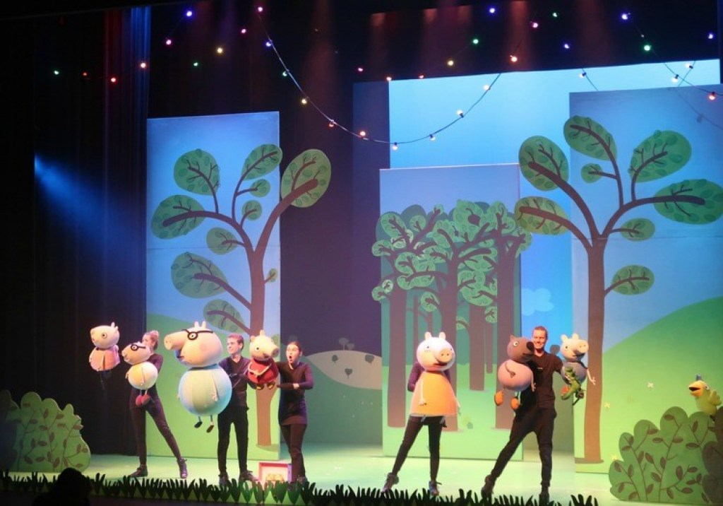 Peppa Pig Live Verrassingsfeest musical