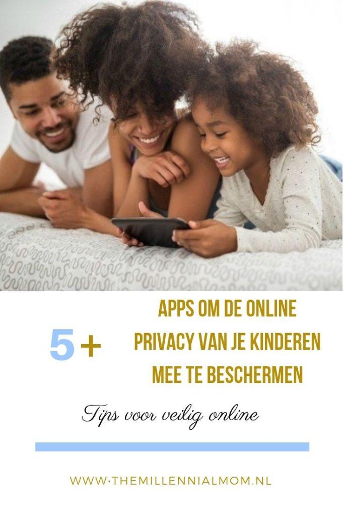 Online privacy kinderen beschermen