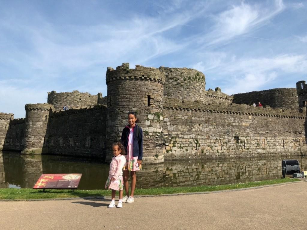Beaumaris Castle bezoeken met kinderen leuk en leerzaam