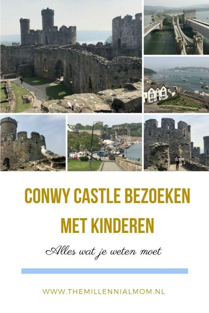 Conwy Castle vakantie inspiratie