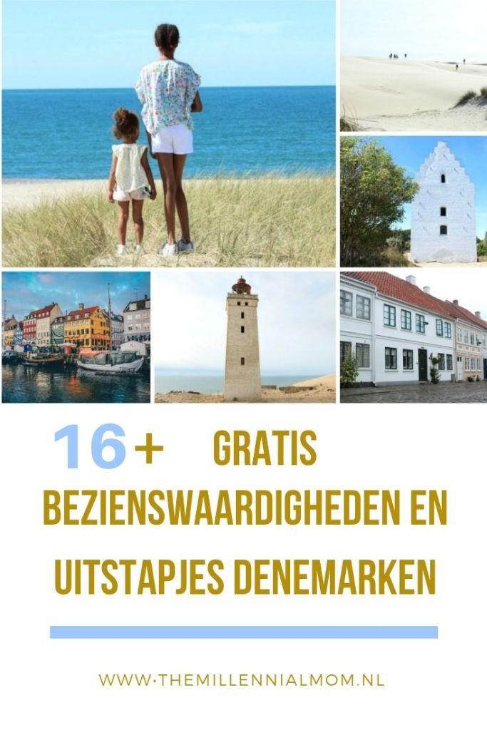 16 gratis bezienswaardigheden en activiteiten Denemarken