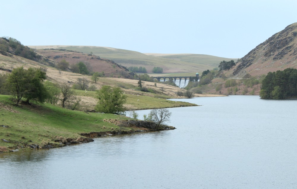 Powys Elan Valley
