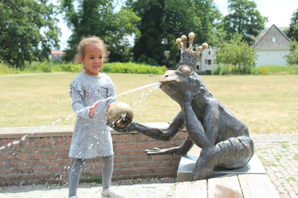 Waterspeelplaats Nederlands Watermuseum